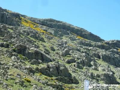 La Mira - Los Galayos (Gredos);excursion madrid mapa pedriza senderismo en la palma